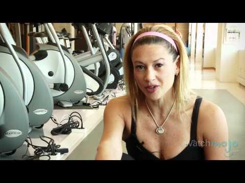 The Hills' Audrina Patridge's Workout