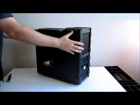 Cooler Master HAF 912 unboxing and in depth overview.