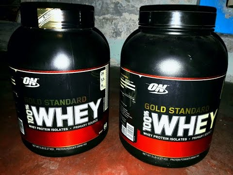 WHEY PROTEIN original or fake HOW TO CHECK