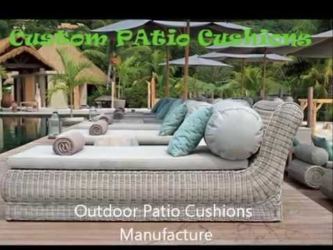 Patio Cushions Beverly Hills 323 706 9552