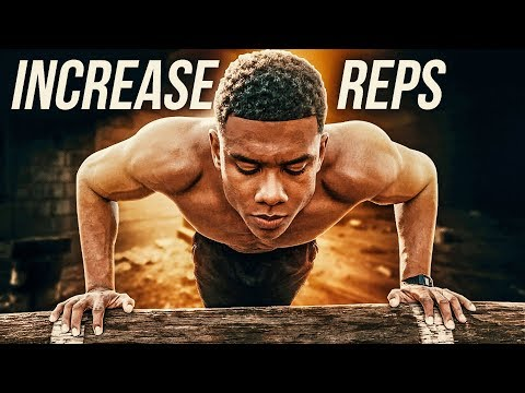 This Workout Doubled My Pushups | Increase Pushup Reps