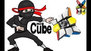 Download Rubik Spinner Ninja Cube Finger Spinner Video