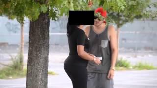 Epic Thug Picking Up Girl Prank Gone Sexual! GETS A HANDJOB! mp4 1280x720