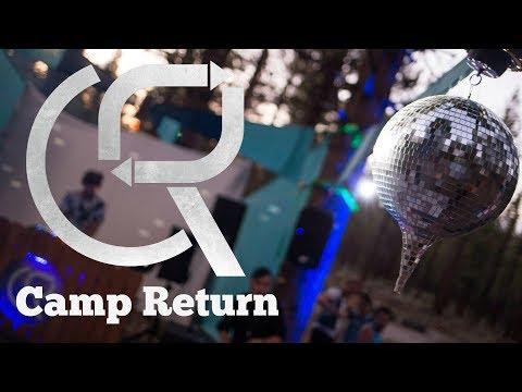 CAMP RETURN ✨ | YOSEMITE ROADTRIPPIN ⛰