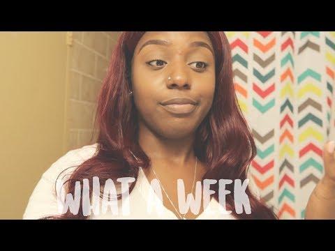 College Vlog #30: WHAT A WEEK! DSU HOMECOMING 2017