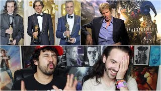 Are Daniel Day-Lewis & Michael Bay ACTUALLY Retiring?!!