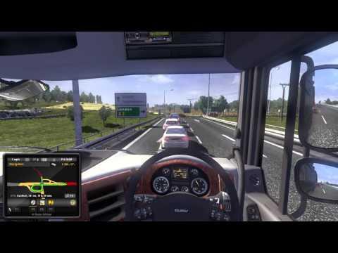 Euro Truck Simulator 2 - UK to Italy