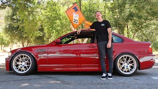 WELCOMING AN E46 M3 TO THE FAMILY!