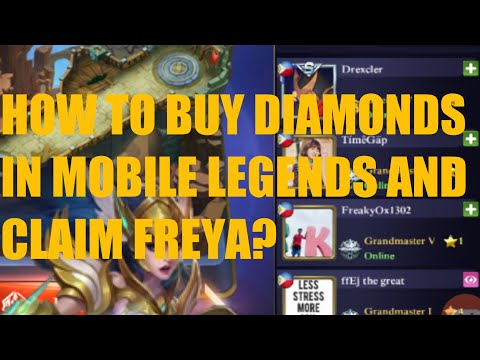 How to buy Mobile Legends Diamonds using Codashop | Mobile Legends