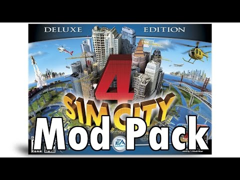 Simcity 4: TechDive Mod Pack!