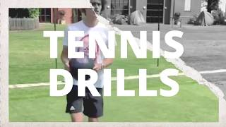 Tennis Drill Ft Andy Murray Alexander Zverev and Marcel Granollers