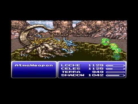 [PS1] Final Fantasy VI - Part 39: