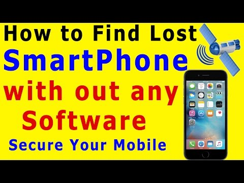 How to Find Lost Smartphone? Secure Your Mobile!