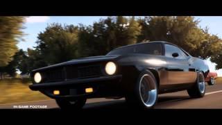 Forza Horizon 2 - Fast & Furious 7 DLC Gameplay Trailer