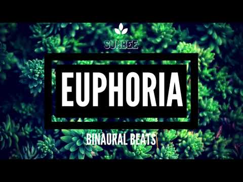 Narural High Euphoria Binaural Beats (0.9hz)