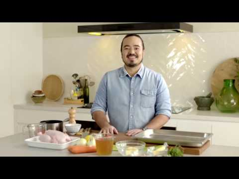 Roast Chicken With Adam Liaw in ASKO's Steam Oven |The Good Guys