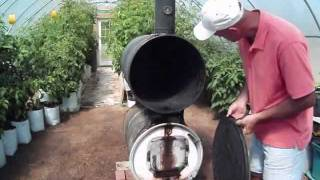 How to Use a Barrel Wood Stove