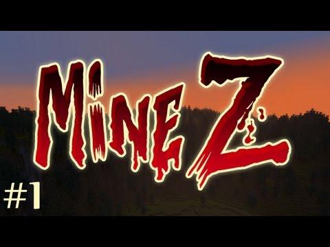 MineZ #1 - First To Die