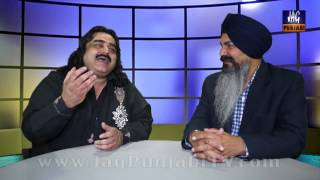 An Interview with The Jugni King Arif Lohar