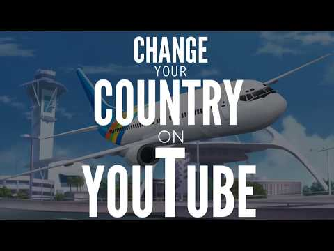 Change Country - Domain on Youtube 2018