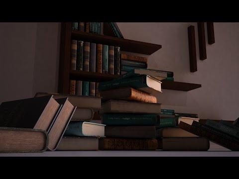 3Ds Max vray - realistic book