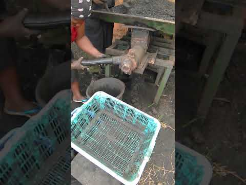 Charcoal briquettes making in Kenya 0722281127