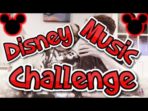MERRY CHRISTMAS!! Disney Music Challenge