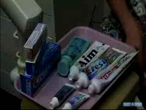 How to Keep Teeth & Gums Healthy : Choosing a Toothpaste: Dental Care & Oral Hygiene