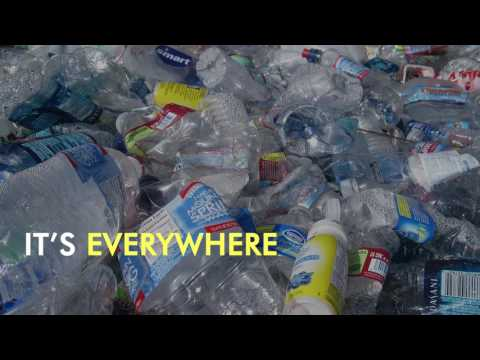 Plastics bottle pollution in our environment: the solution.
