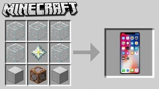 Download How to Craft an IPHONE in Minecraft! Video