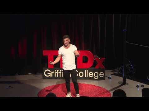 Doing What Scares You | Rob Lipsett | TEDxGriffithCollege