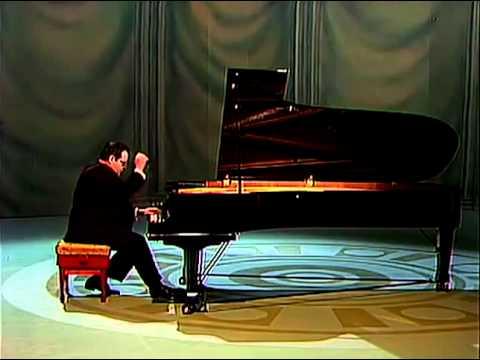 NIKOLAI PETROV Liszt Études d'exécution transcendante d'après Paganini 1st version 2/3