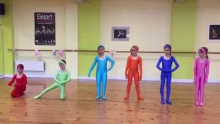 Teaser Gala de danse 2016    - Ecole de danse Sonia Servranckx