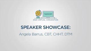 Toastmasters 2020 Convention Speaker Showcase: Angela Barrus
