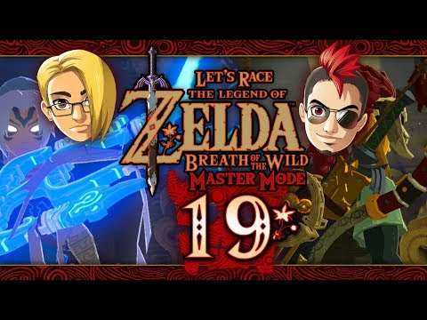 Let's Race: The Legend of Zelda: Breath of the Wild (Master Mode) - Part 19 - One-Hit Obliterator