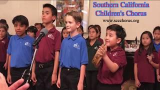 """Sing We Now Christmas"" -- Evan Le"