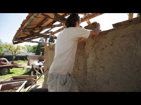 How to Build a Cob Bench with Natural Materials | Permaculture Learning