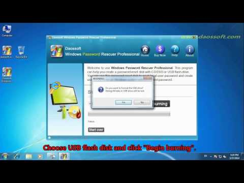 How to Bypass Windows 7 Admin Password without Password Reset Disk