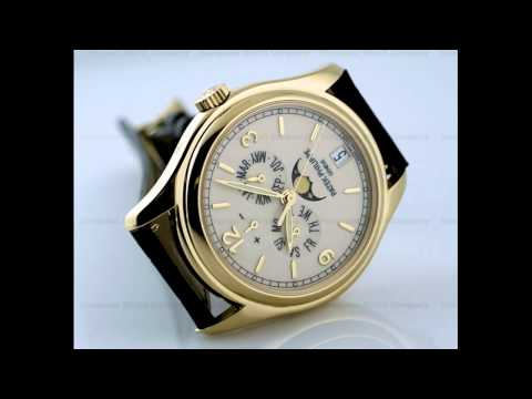 Is the desire for Platinum really worth 2 x 18K Gold pieces? Wrist Watch Delimas