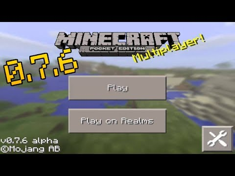 How To Play On Realms - Minecraft Pocket Edition