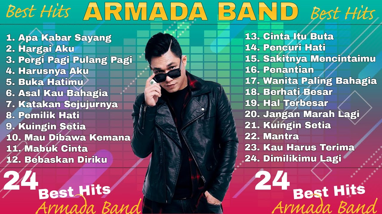 Download Armada band [ Full Album Terbaik ] Lagu POP Indonesia Terpopuler Sepanjang Masa MP3 Gratis