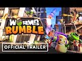 Worms Rumble Official Announcement Trailer