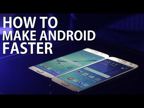 Unique Way to Make Android Faster