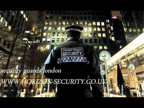 Security Guards London - www.Horizon-Security.co.uk