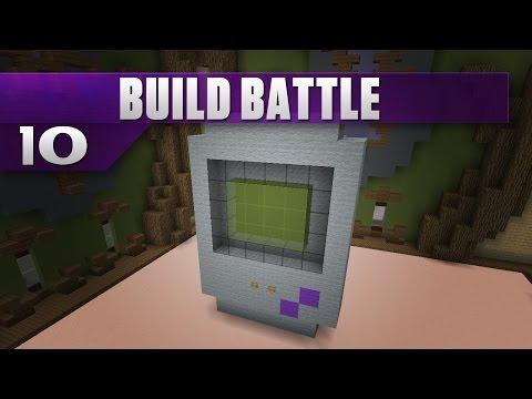 Minecraft: Build Battle || 10 || Cheaty Gameboy!
