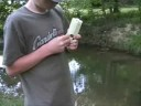 Creek Fishing for Catfish with Planer Bobbers