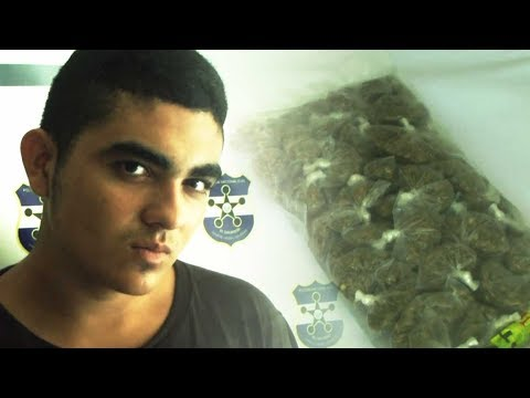 Xxx Mp4 VideoNotaTRV Capturan A Supuesto Pandillero Con 61 Porciones De Marihuana 3gp Sex