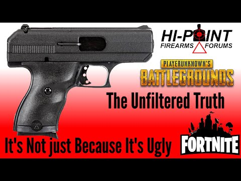 Hi Point / High Tower Bullpup Stock Review (Tricked Out Hi
