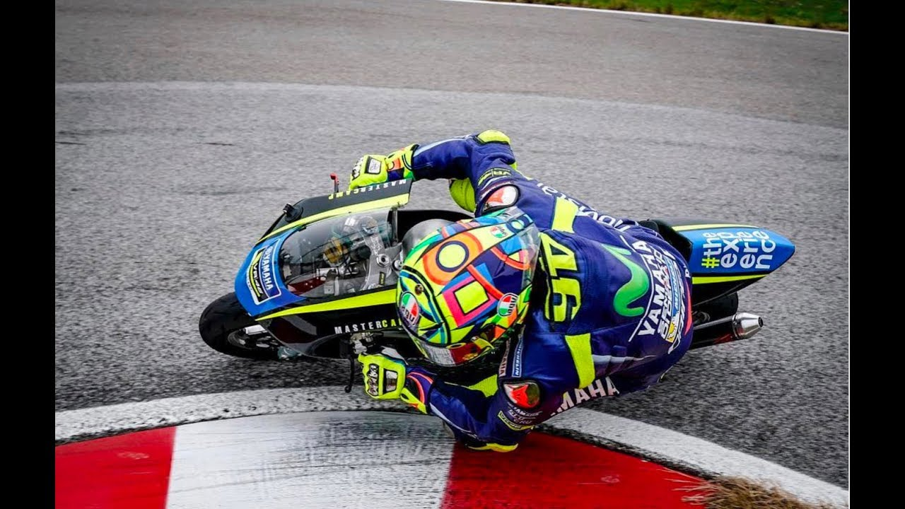 MiniGP training with the VR46 Riders Academy at Galliano Park