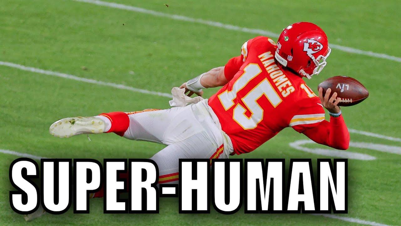 "NFL Best ""Super-Human"" Plays"